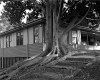 Anzac Hall, Brens Drive. Silver gelatin photograph